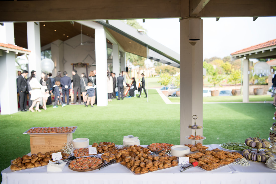 Best Wedding Catering Perth