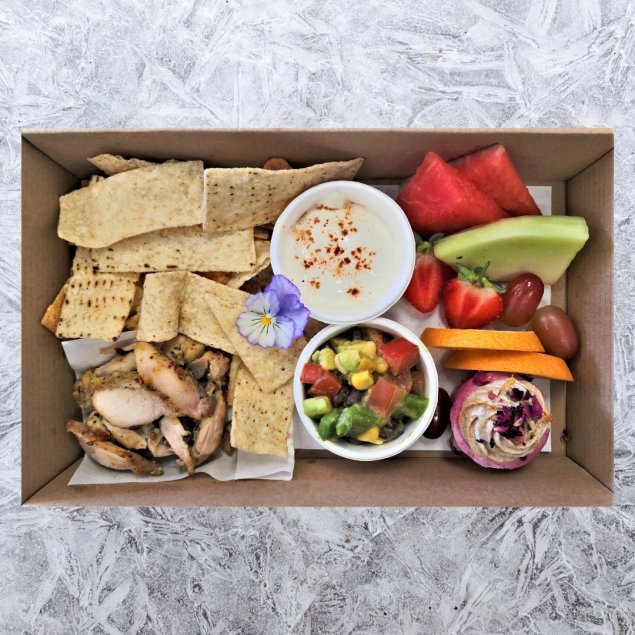 Gluten Free Mexican Lunch Box