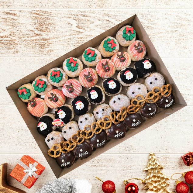 Christmas Donut Collection