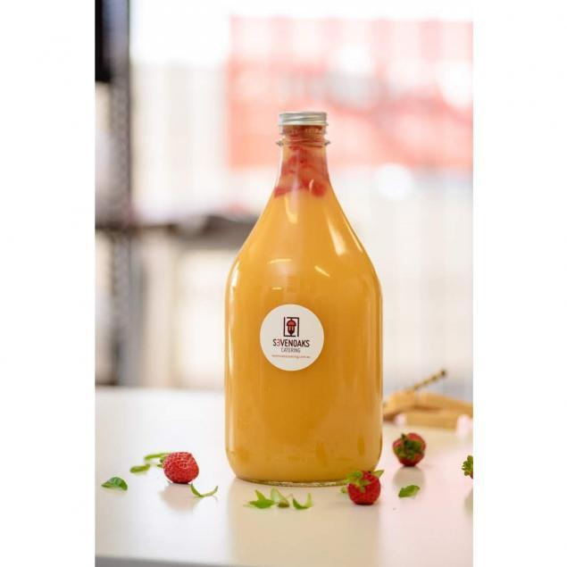Orange Juice 1L (Cold Pressed)