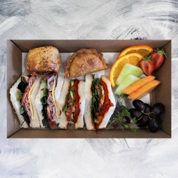 Lux Lunch Box
