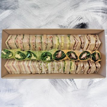 Wrap and Sandwich Collection