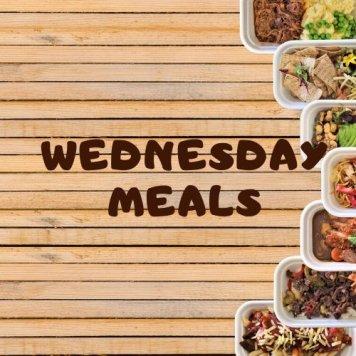 Wednesday Single Serve Meals