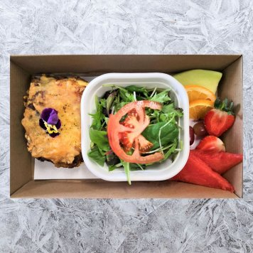 Vegetarian Lunch Box