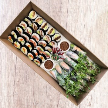 Sushi & Rice Paper Roll Collection