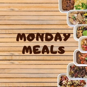 Monday Single Serve Meals