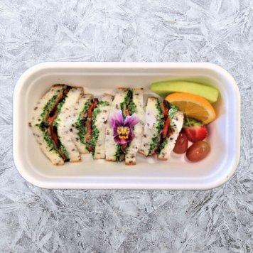 Gluten Free Sandwich Box