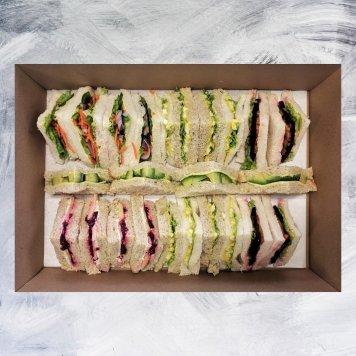 Vegetarian Sandwich Platter