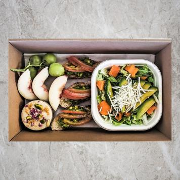 Vegan Salad Lunch Box