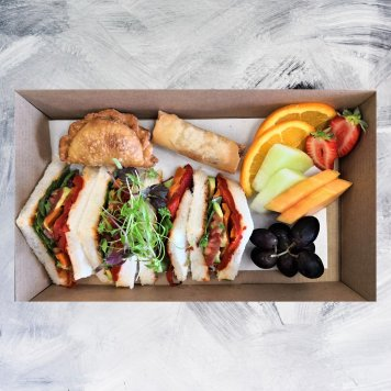 Vegetarian Lux Lunch Box