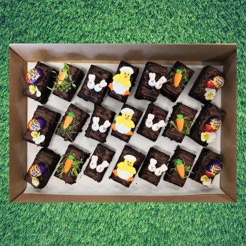 Limited Edition Easter Brownie Collection