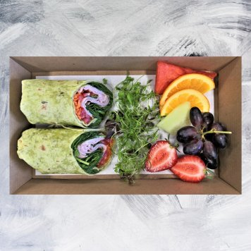 Wrap Lunch Box