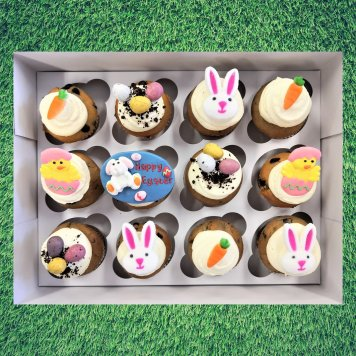 Limited Edition Easter Cupcake Collection